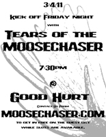 Moosechaser at good hurt